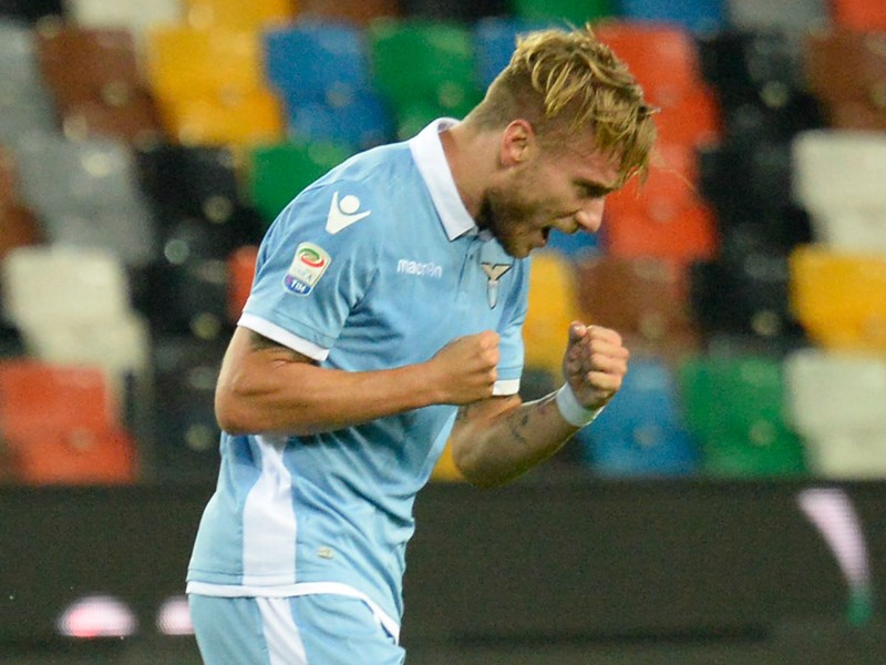 Classifica marcatori Serie A 2016/2017 - Sale Immobile, Dzeko in testa